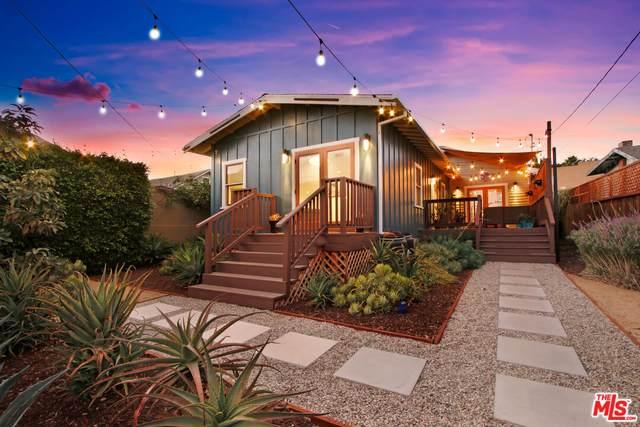 3514 W 27Th St, Los Angeles, CA 90018 (MLS #21-786000) :: Mark Wise   Bennion Deville Homes