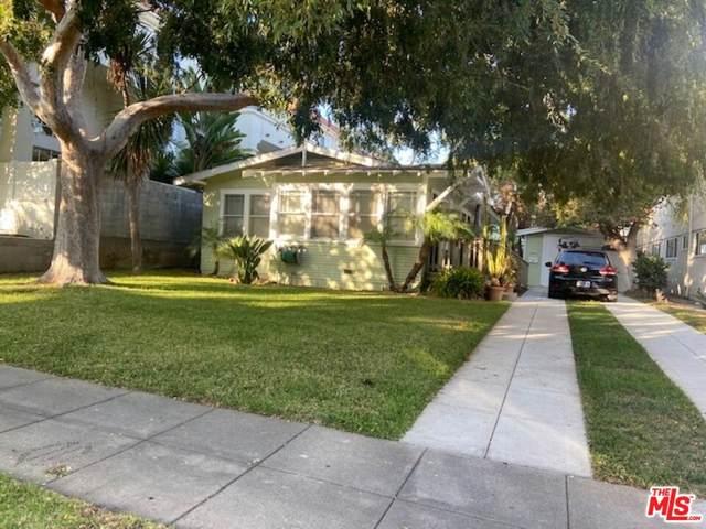 1125 18Th St, Santa Monica, CA 90403 (MLS #21-786020) :: The Sandi Phillips Team