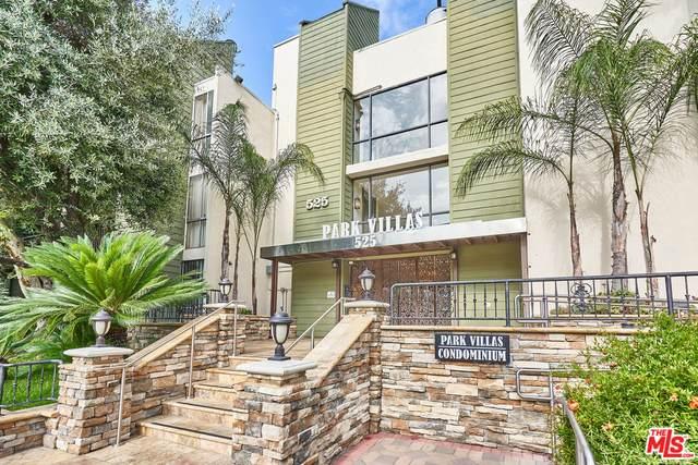 525 S Ardmore Ave #216, Los Angeles, CA 90020 (#21-786064) :: The Pratt Group