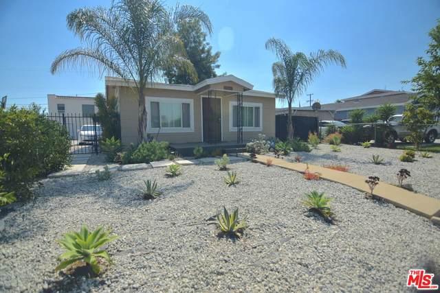 1136 W 101St St, Los Angeles, CA 90044 (#21-786142) :: The Pratt Group