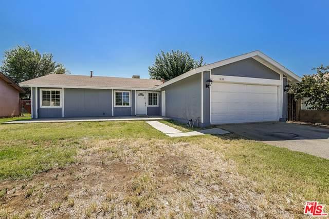 3638 W Avenue K14, Lancaster, CA 93536 (MLS #21-786184) :: Mark Wise | Bennion Deville Homes