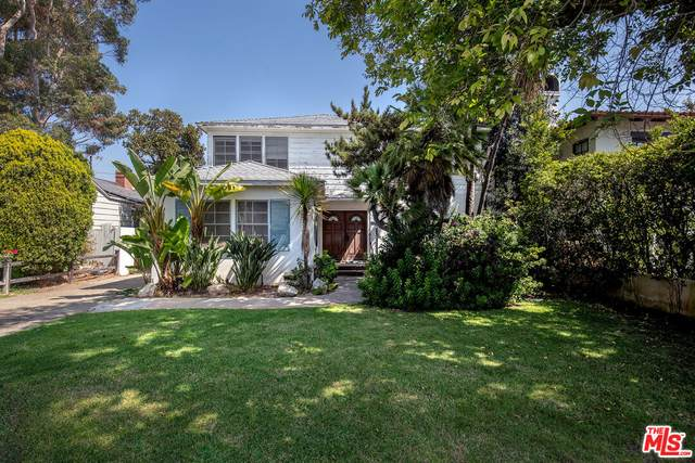 306 S Anita Ave, Los Angeles, CA 90049 (#21-786192) :: The Grillo Group