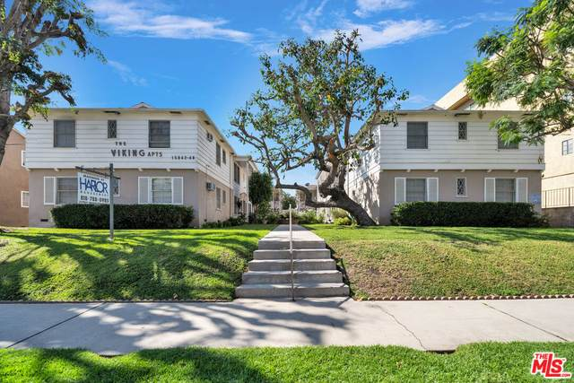 15042 Dickens St, Sherman Oaks, CA 91403 (#21-786196) :: The Grillo Group