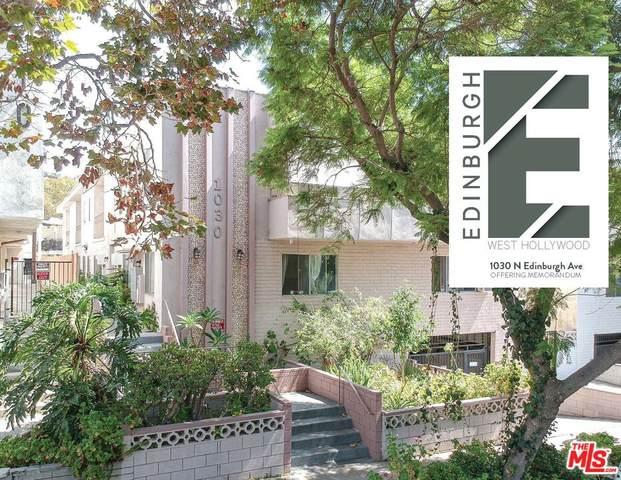 1030 N Edinburgh Ave, West Hollywood, CA 90046 (MLS #21-786236) :: Mark Wise | Bennion Deville Homes