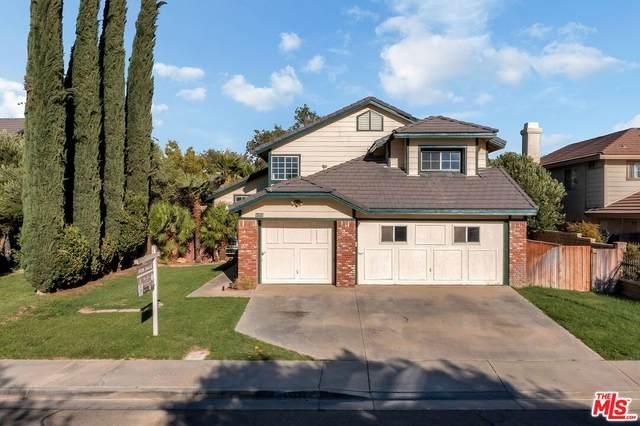 45334 Pickford Ave, Lancaster, CA 93534 (MLS #21-786264) :: Mark Wise | Bennion Deville Homes