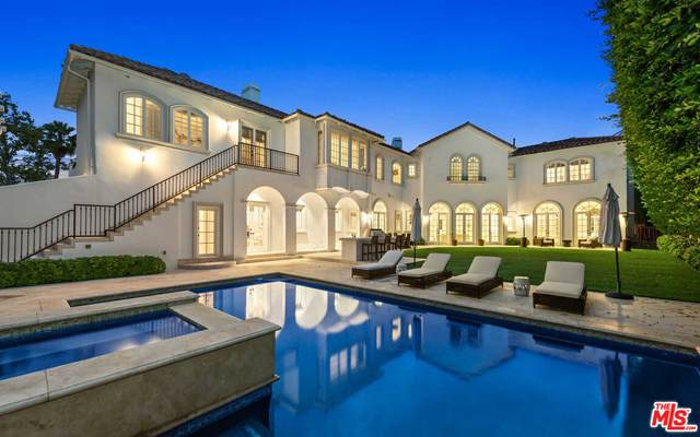 1206 Amalfi Dr, Pacific Palisades, CA 90272 (#21-786374) :: The Grillo Group