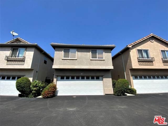 9315 Burnet Ave #112, North Hills, CA 91343 (#21-786378) :: The Suarez Team