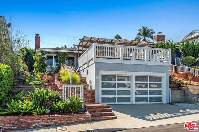 7517 Earldom Ave, Playa Del Rey, CA 90293 (#21-786436) :: The Bobnes Group Real Estate
