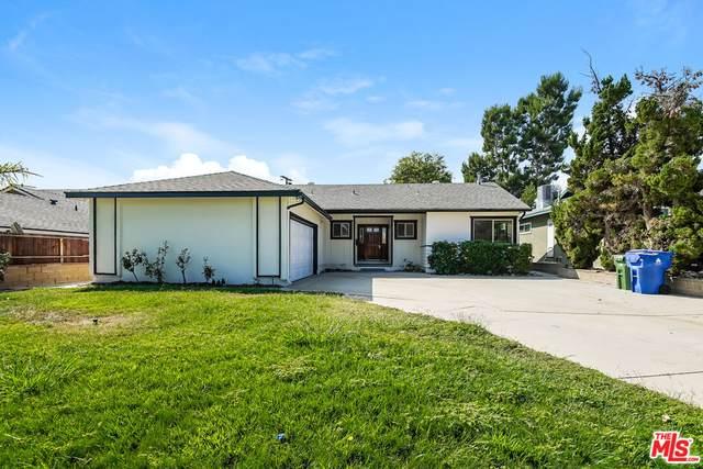 16910 Mayall St, North Hills, CA 91343 (#21-786472) :: Randy Plaice and Associates