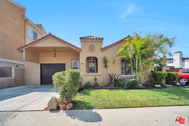 5832 David Ave, Los Angeles, CA 90034 (MLS #21-786514) :: Mark Wise   Bennion Deville Homes