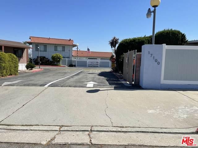 17100 S Gramercy Pl #20, Gardena, CA 90247 (#21-786536) :: Lydia Gable Realty Group
