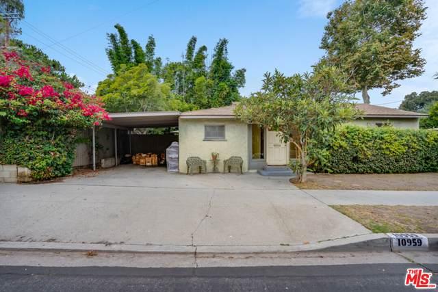 10959 Charnock Rd, Los Angeles, CA 90034 (#21-786566) :: The Pratt Group