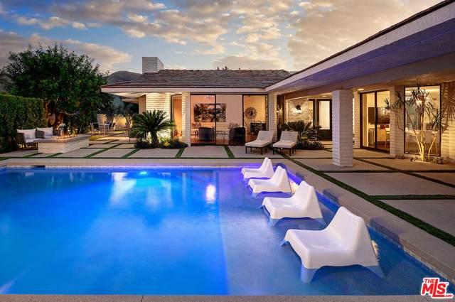 1 Creekside Dr, Rancho Mirage, CA 92270 (MLS #21-786580) :: Mark Wise | Bennion Deville Homes
