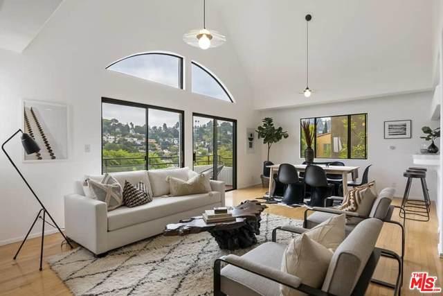 2222 Lyric Ave, Los Angeles, CA 90027 (#21-786614) :: Compass