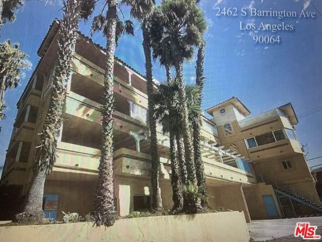 2462 S Barrington Ave, Los Angeles, CA 90064 (#21-786668) :: The Pratt Group