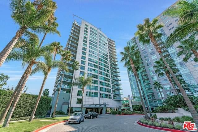 13600 Marina Pointe Dr #605, Marina Del Rey, CA 90292 (#21-786674) :: The Pratt Group
