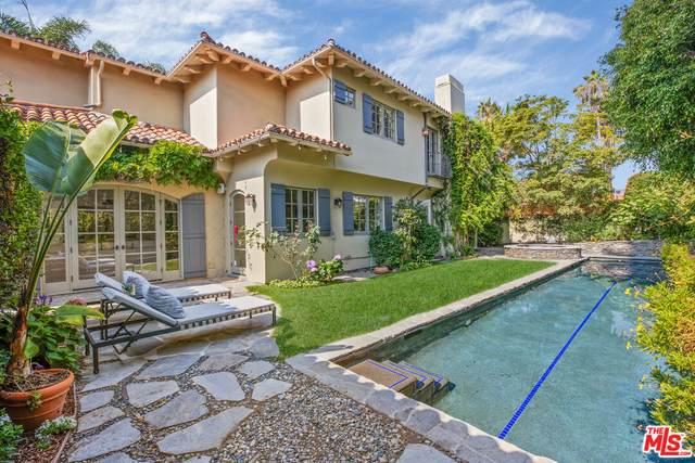 515 4th St, Santa Monica, CA 90402 (MLS #21-786764) :: Mark Wise | Bennion Deville Homes
