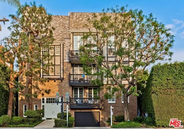420 S Barrington Ave #303, Los Angeles, CA 90049 (#21-786802) :: Compass