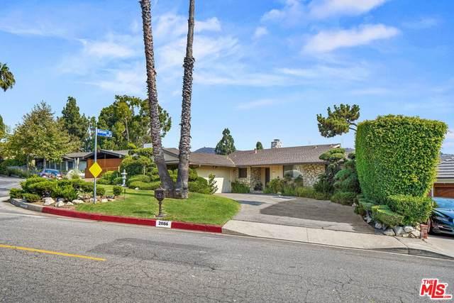 2086 Westridge Rd, Los Angeles, CA 90049 (#21-786890) :: TruLine Realty