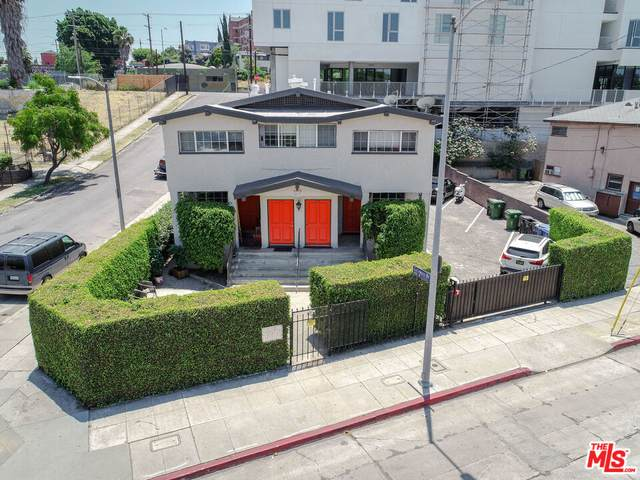 1126 Myra Ave, Los Angeles, CA 90029 (MLS #21-786912) :: Mark Wise | Bennion Deville Homes