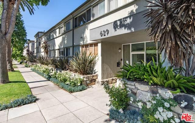 629 Idaho Ave #7, Santa Monica, CA 90403 (#21-786994) :: The Grillo Group