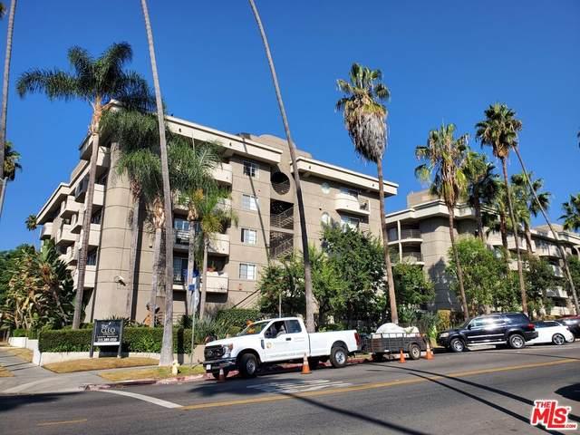 345 S Alexandria Ave #219, Los Angeles, CA 90020 (#21-787028) :: The Pratt Group