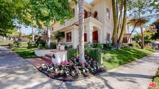 1948 S Crest Dr, Los Angeles, CA 90034 (#21-787032) :: Vida Ash Properties | Compass