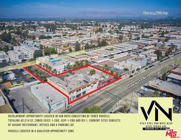 8747 Van Nuys Blvd, Panorama City, CA 91402 (#21-787054) :: The Bobnes Group Real Estate