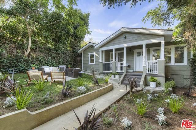 1615 Champlain Ter, Los Angeles, CA 90026 (MLS #21-787096) :: Mark Wise | Bennion Deville Homes