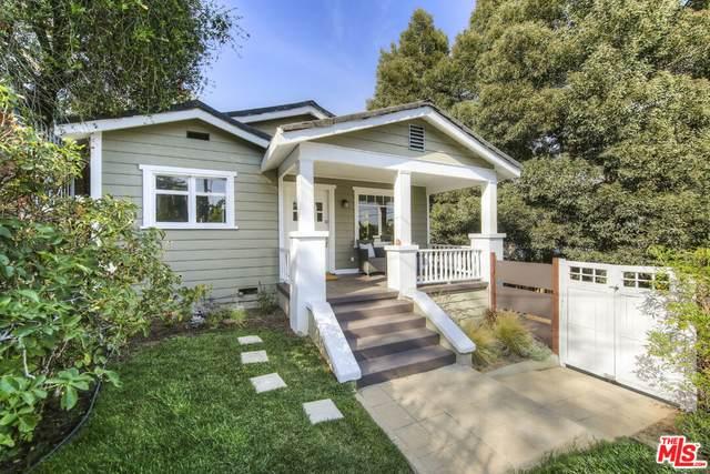 1617 Champlain Ter, Los Angeles, CA 90026 (MLS #21-787100) :: Mark Wise | Bennion Deville Homes