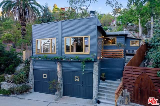 627 Pheasant Dr, Los Angeles, CA 90065 (MLS #21-787106) :: Mark Wise | Bennion Deville Homes