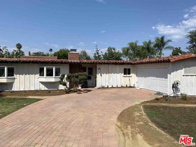 15461 La Maida, Sherman Oaks, CA 91403 (#21-787120) :: TruLine Realty