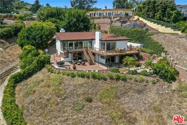 50 Rockinghorse Rd, Rancho Palos Verdes, CA 90275 (#21-787154) :: The Bobnes Group Real Estate