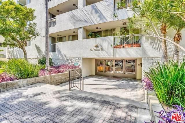321 N Oakhurst Dr #701, Beverly Hills, CA 90210 (#21-787194) :: The Grillo Group