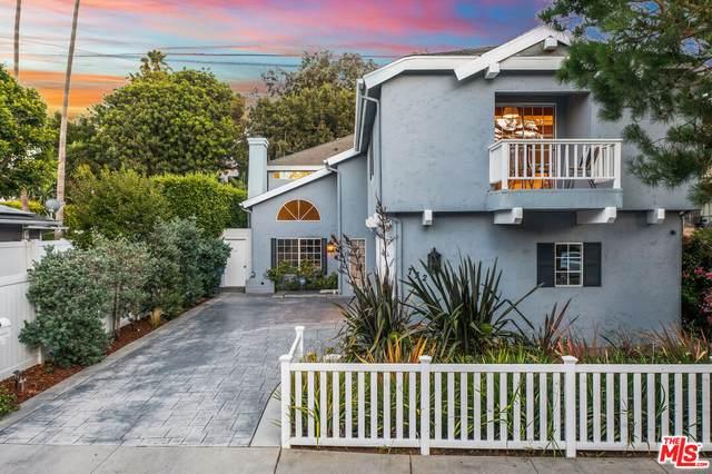 732 Raymond Ave, Santa Monica, CA 90405 (MLS #21-787220) :: Mark Wise | Bennion Deville Homes
