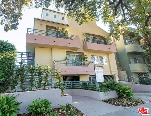 10920 Moorpark St, North Hollywood, CA 91602 (#21-787288) :: Compass