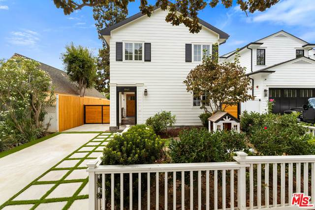 1043 Hartzell St, Pacific Palisades, CA 90272 (#21-787290) :: The Grillo Group