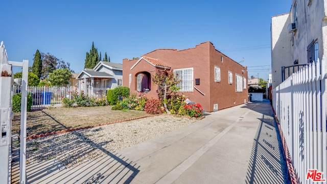 2516 S Harcourt Ave, Los Angeles, CA 90016 (#21-787344) :: The Pratt Group