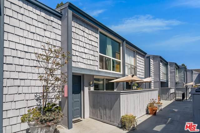 5815 Doverwood Dr #20, Culver City, CA 90230 (MLS #21-787370) :: Mark Wise | Bennion Deville Homes