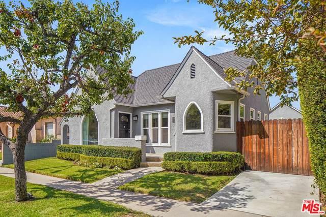 1623 S Curson Ave, Los Angeles, CA 90019 (#21-787396) :: The Pratt Group