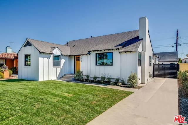 3824 Westside Ave, Los Angeles, CA 90008 (#21-787404) :: The Pratt Group