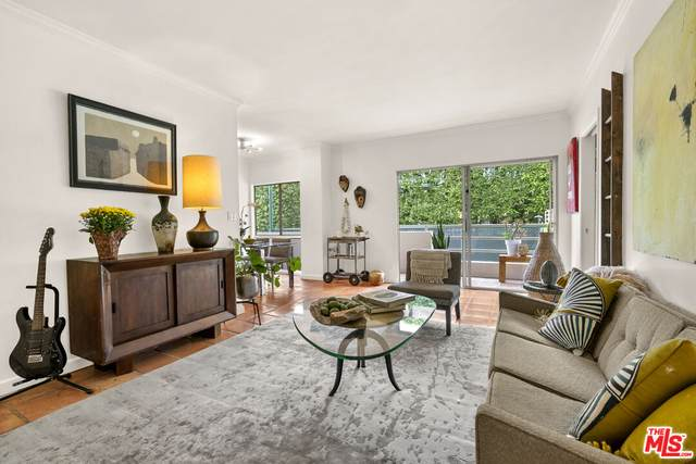 1131 Alta Loma Rd #115, West Hollywood, CA 90069 (#21-787442) :: Compass