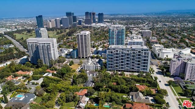 10375 Wilshire Blvd 4AC, Los Angeles, CA 90024 (#21-787504) :: The Pratt Group