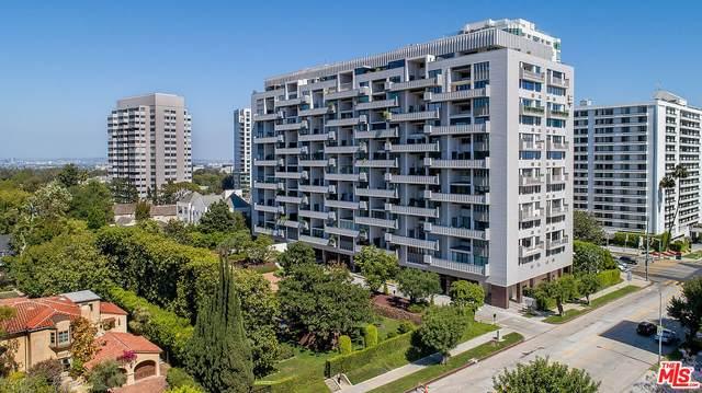 10375 Wilshire Blvd 11F, Los Angeles, CA 90024 (#21-787520) :: The Pratt Group