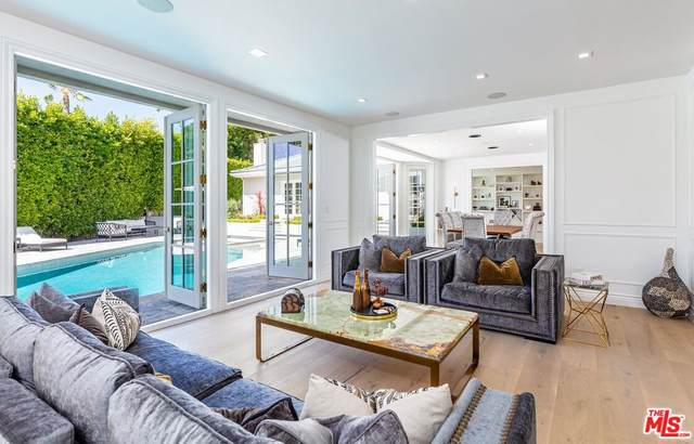 1263 Delresto Dr, Beverly Hills, CA 90210 (#21-787530) :: The Grillo Group
