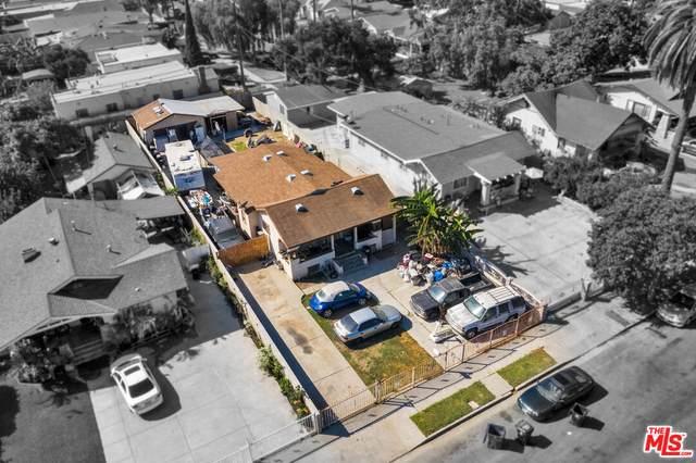 1828 W 51St St, Los Angeles, CA 90062 (#21-787554) :: The Pratt Group