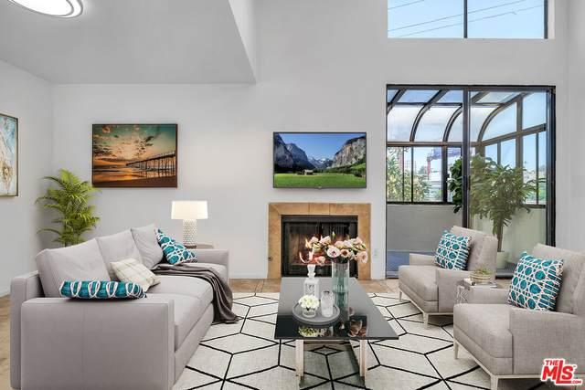 1815 Glendon Ave #207, Los Angeles, CA 90025 (#21-787560) :: The Pratt Group