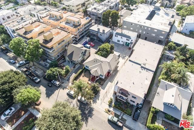 821 N Harvard Blvd, Los Angeles, CA 90029 (#21-787590) :: TruLine Realty