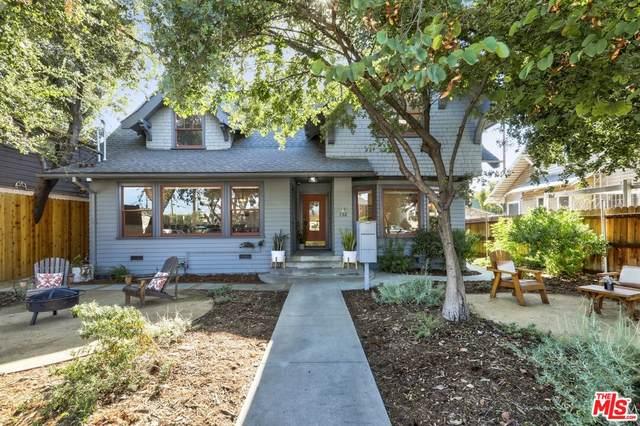132 N Avenue 56, Los Angeles, CA 90042 (#21-787626) :: The Bobnes Group Real Estate