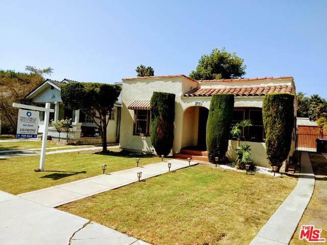 2717 S West View St, Los Angeles, CA 90016 (#21-787656) :: The Pratt Group
